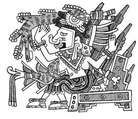 Майяуэль | Мифология Ацтеков
