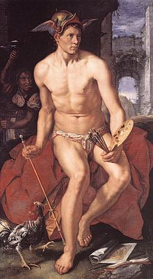 Меркурий   Римская мифология