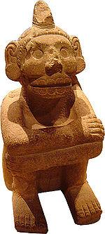 Миктлантекутли | Мифология Ацтеков