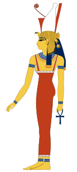 Мут   Египетская мифология