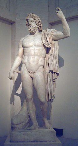 Посейдон | Греческая мифология