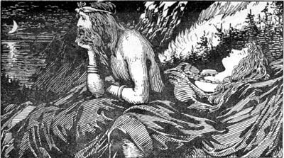 Ньёрд | Скандинавская мифология