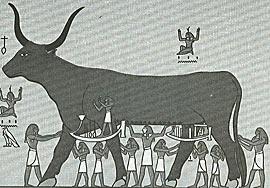 Нут | Египетская мифология