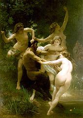 Нимфы | Греческая мифология