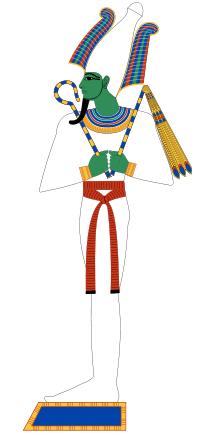 Осирис | Египетская мифология
