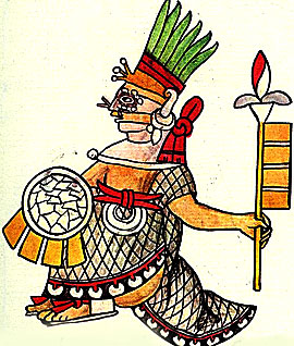 Пайнал   Мифология Ацтеков