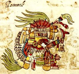 Патекатль | Мифология Ацтеков