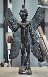 Пазузу | Шумеро-аккадская мифология, мифология шумеров