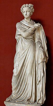 Полигимния | Греческая мифология