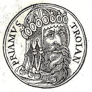 Приам | Греческая мифология