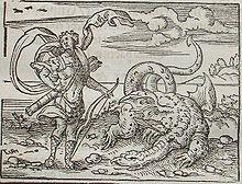 Пифон | Греческая мифология