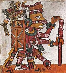 Тескатлипока | Мифология Ацтеков