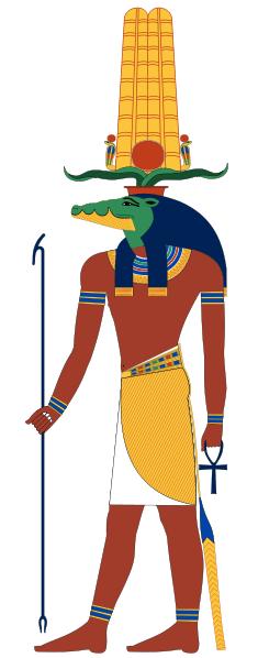 Себек | Египетская мифология