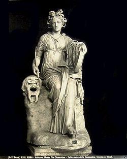 Талия | Греческая мифология