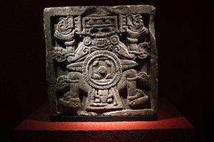 Тлальтекутли   Мифология Ацтеков