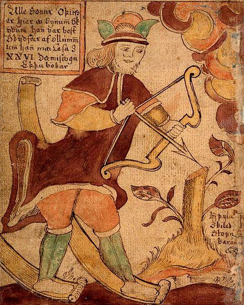 Улль | Скандинавская мифология