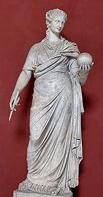 Урания   Греческая мифология