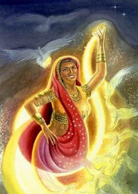 Ушас | Индийская мифология