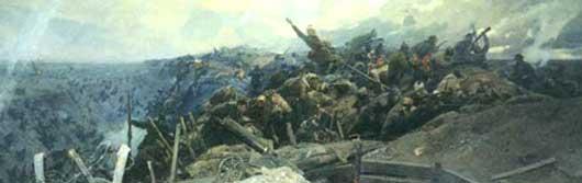 Перекопский вал | Легенды Крыма