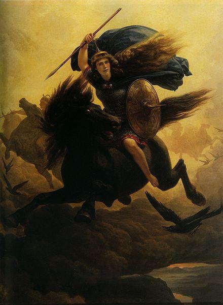 Валькирия | Скандинавская мифология
