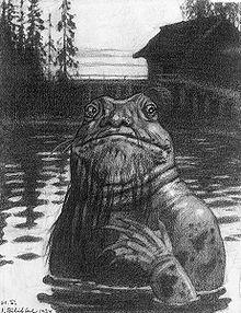 Водяной   Славянская мифология