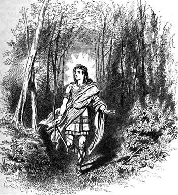 Вали | Скандинавская мифология