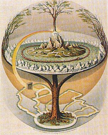 Иггдрасиль | Скандинавская мифология