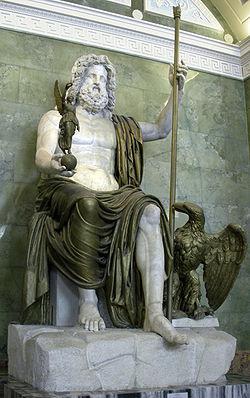 Зевс | Греческая мифология