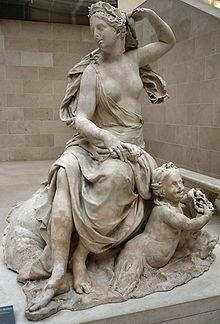 Амфитрита | Греческая мифология