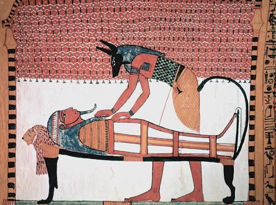 Анубис   Египетская мифология