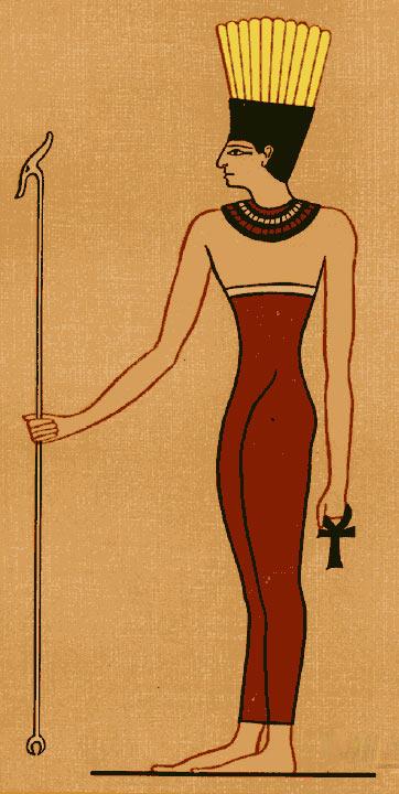 Анукет | Египетская мифология