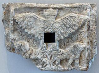 Анзуд | Шумеро-аккадская мифология, мифология шумеров