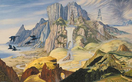 Асгард | Скандинавская мифология