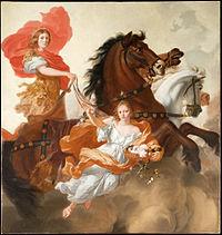 Аврора | Римская мифология