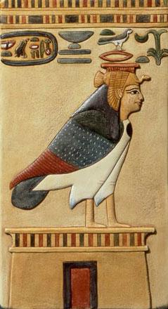 Мифология Древнего Египта - понятия о духах