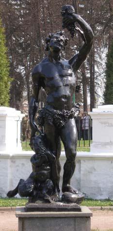 Бахус | Римская мифология