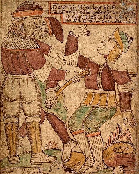 Бальдр | Скандинавская мифология