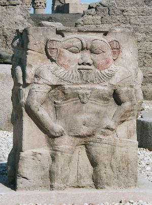 Бес   Египетская мифология