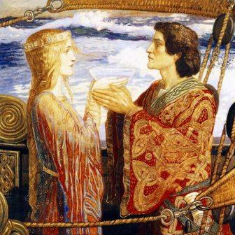 Тристан   Кельтская мифология