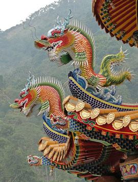 Чивэнь | Китайская мифология