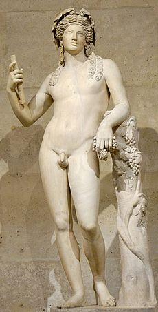 Дионис | Греческая мифология