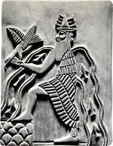 Эа | Шумеро-аккадская мифология, мифология шумеров