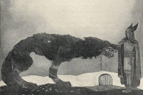 Фенрир | Скандинавская мифология
