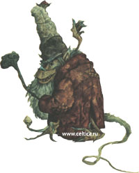 Фир дарриг | Кельтская мифология
