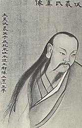 Фу Си | Китайская мифология