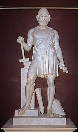 Гефест | Греческая мифология