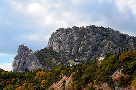 гора Кошка | Легенды Крыма
