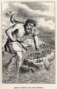 Гуттунг | Скандинавская мифология