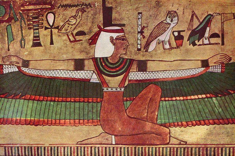 Исида | Египетская мифология