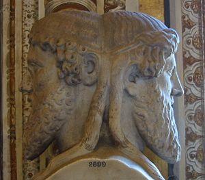 Янус | Римская мифология